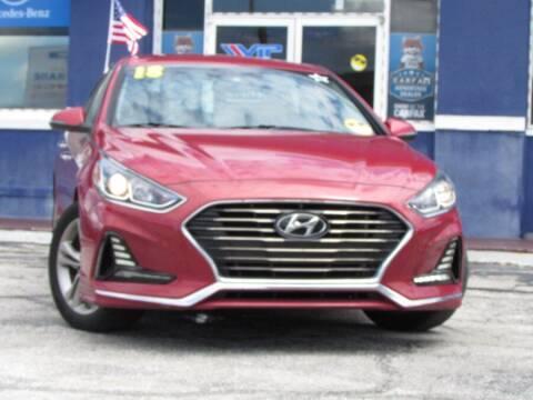 2018 Hyundai Sonata for sale at VIP AUTO ENTERPRISE INC. in Orlando FL
