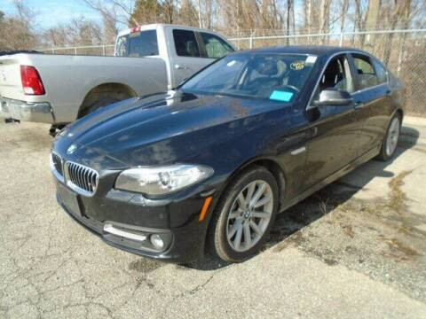 2015 BMW 5 Series for sale at Hickory Used Car Superstore in Hickory NC
