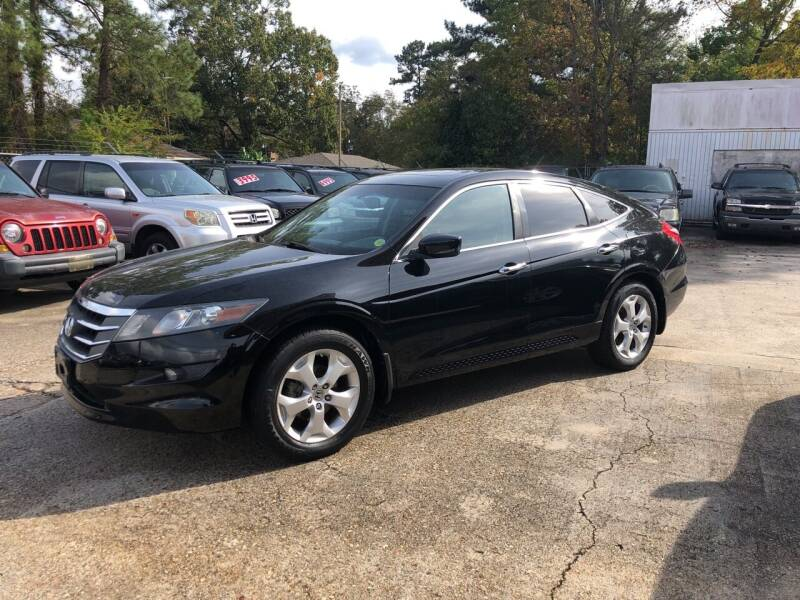 2010 Honda Accord Crosstour for sale at Baton Rouge Auto Sales in Baton Rouge LA
