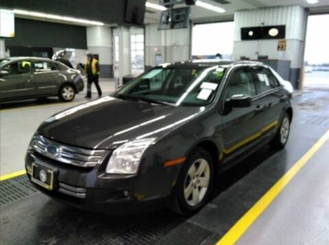 2007 Ford Fusion for sale at HW Used Car Sales LTD in Chicago IL