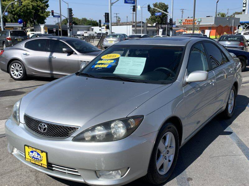2006 Toyota Camry for sale at Best Car Sales in South Gate CA