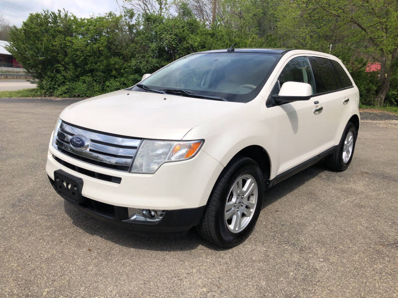 2008 Ford Edge for sale at Riley Auto Sales LLC in Nelsonville OH