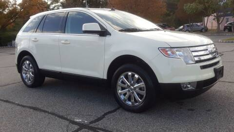 2008 Ford Edge for sale at Jan Auto Sales LLC in Parsippany NJ