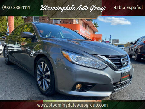 2017 Nissan Altima for sale at Bloomingdale Auto Group - The Car House in Butler NJ