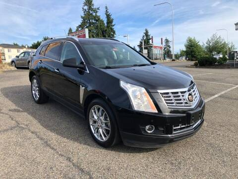 2013 Cadillac SRX for sale at KARMA AUTO SALES in Federal Way WA