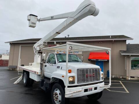 1998 GMC C7500 for sale at Dorn Brothers Truck and Auto Sales in Salem OR
