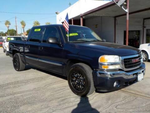 2007 GMC Sierra 1500 Classic for sale at Bell's Auto Sales in Corona CA