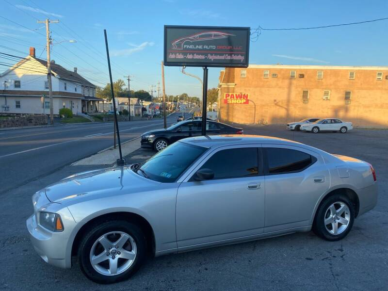 2009 Dodge Charger for sale at Fineline Auto Group LLC in Harrisburg PA