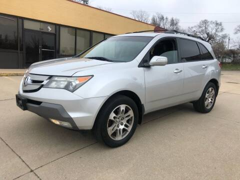 2008 Acura MDX for sale at Xtreme Auto Mart LLC in Kansas City MO
