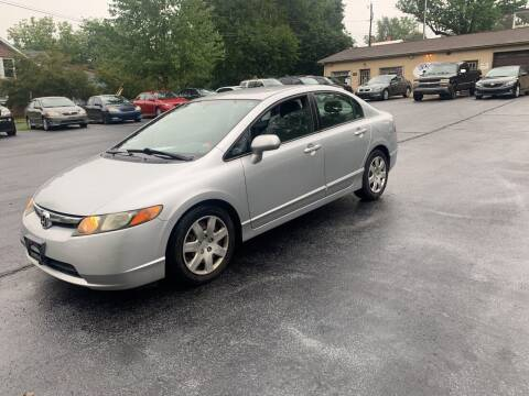 2008 Honda Civic for sale at KP'S Cars in Staunton VA