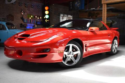 2001 Pontiac Firebird for sale at Chicago Cars US in Summit IL