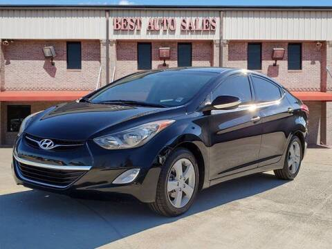 2013 Hyundai Elantra for sale at Best Auto Sales LLC in Auburn AL