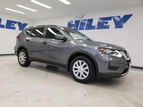 2018 Nissan Rogue for sale at HILEY MAZDA VOLKSWAGEN of ARLINGTON in Arlington TX