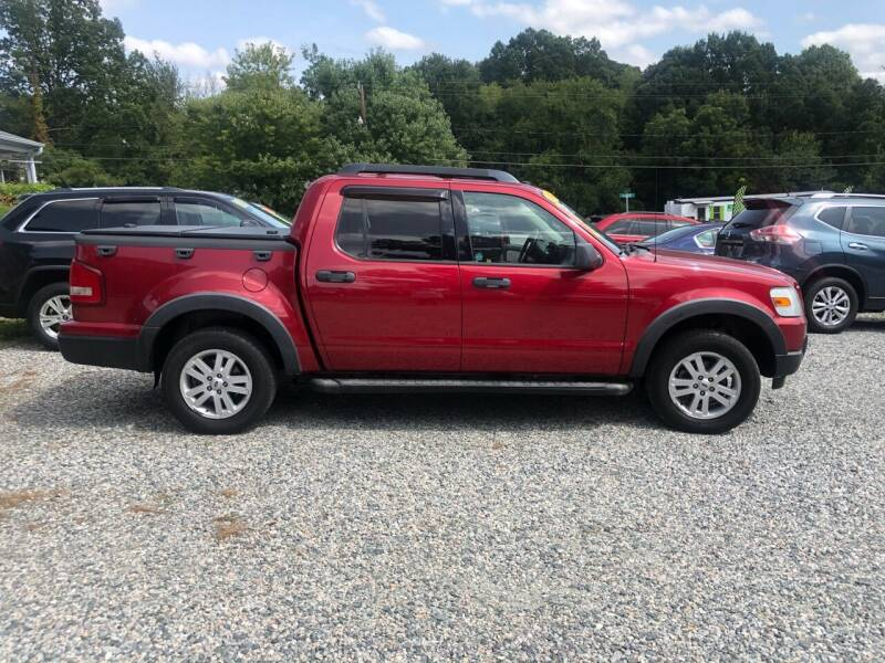 2008 Ford Explorer Sport Trac for sale at Venable & Son Auto Sales in Walnut Cove NC