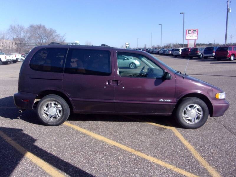 1997 Nissan Quest for sale in Ramsey, MN