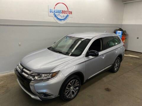 2017 Mitsubishi Outlander for sale at WCG Enterprises in Holliston MA