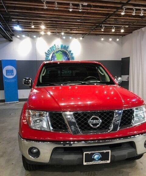2005 Nissan Frontier for sale at PRIUS PLANET in Laguna Hills CA