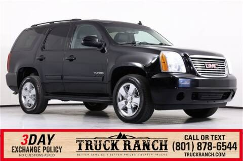 2013 GMC Yukon for sale at Truck Ranch in American Fork UT