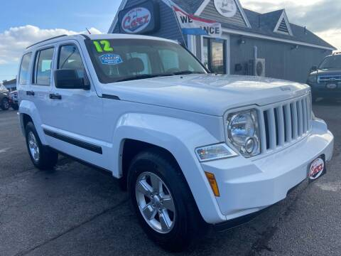 2012 Jeep Liberty for sale at Cape Cod Carz in Hyannis MA