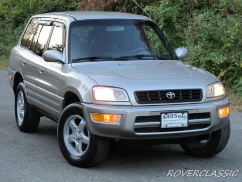 1999 Toyota RAV4 for sale at Isuzu Classic in Cream Ridge NJ