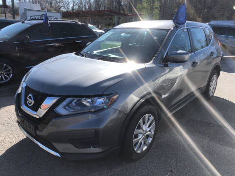 2017 Nissan Rogue for sale at Car Guys in Lenoir NC