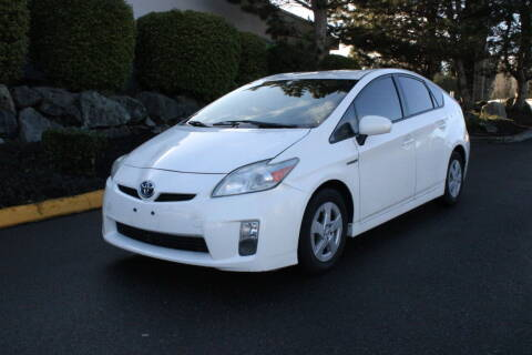 2014 Toyota Prius for sale at SS MOTORS LLC in Edmonds WA