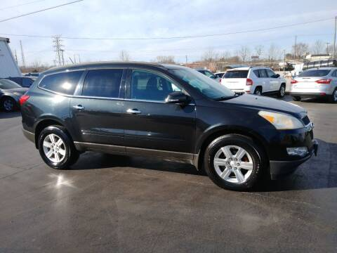 2011 Chevrolet Traverse for sale at Big Boys Auto Sales in Russellville KY