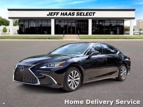 2019 Lexus ES 350 for sale at JEFF HAAS MAZDA in Houston TX