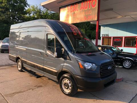 2019 Ford Transit Cargo for sale at Global Auto Sales and Service in Nashville TN