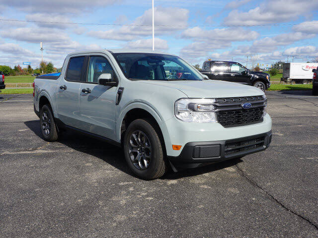 2022 Ford Maverick for sale at FOWLERVILLE FORD in Fowlerville MI