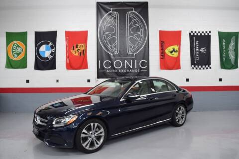 2015 Mercedes-Benz C-Class for sale at Iconic Auto Exchange in Concord NC