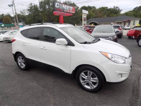 2013 Hyundai Tucson for sale at Comet Auto Sales in Manchester NH