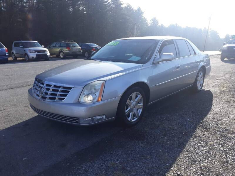 2008 Cadillac DTS for sale at Rocket Center Auto Sales in Mount Carmel TN