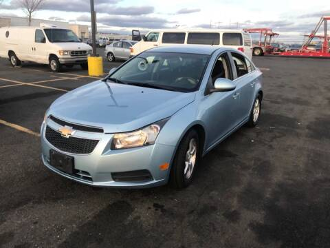 2011 Chevrolet Cruze for sale at Best Cars R Us LLC in Irvington NJ