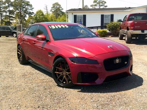 2017 Jaguar XF for sale at Let's Go Auto Of Columbia in West Columbia SC