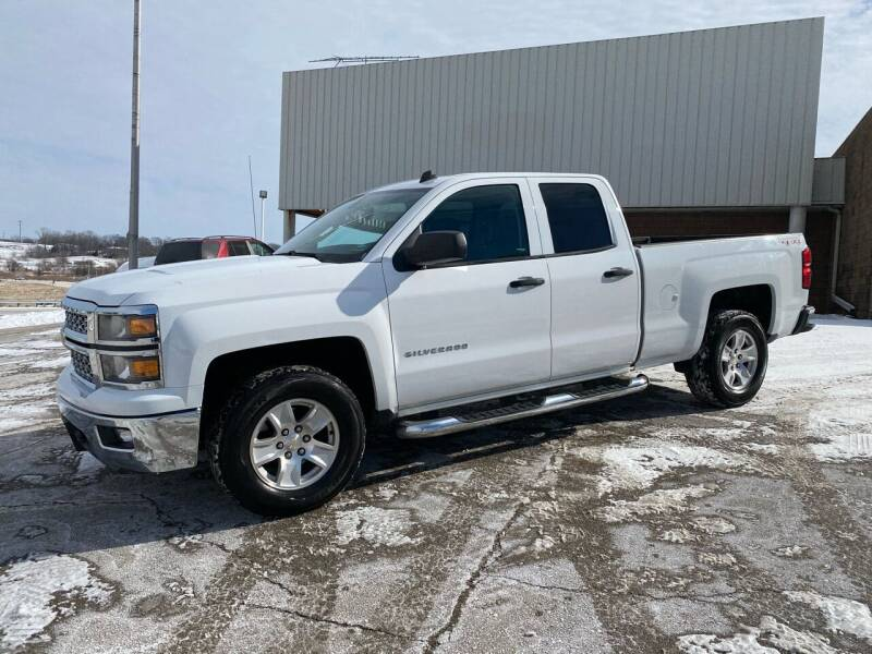 2014 Chevrolet Silverado 1500 for sale at N Motion Sales LLC in Odessa MO