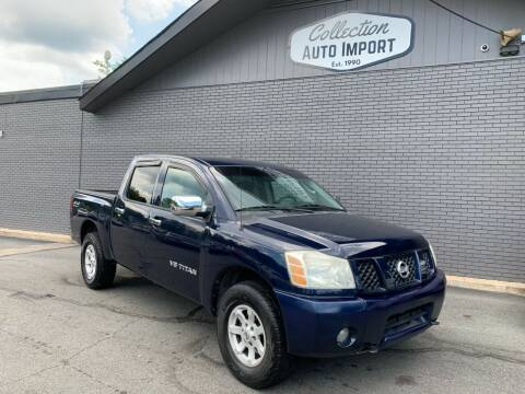 2006 Nissan Titan for sale at Collection Auto Import in Charlotte NC