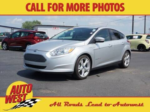 2018 Ford Focus for sale at Autowest of Plainwell in Plainwell MI