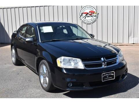 2011 Dodge Avenger for sale at Chaparral Motors in Lubbock TX