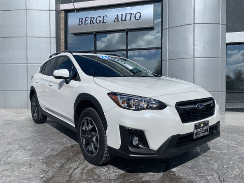 2020 Subaru Crosstrek for sale at Berge Auto in Orem UT
