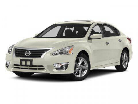 2014 Nissan Altima for sale at DICK BROOKS PRE-OWNED in Lyman SC