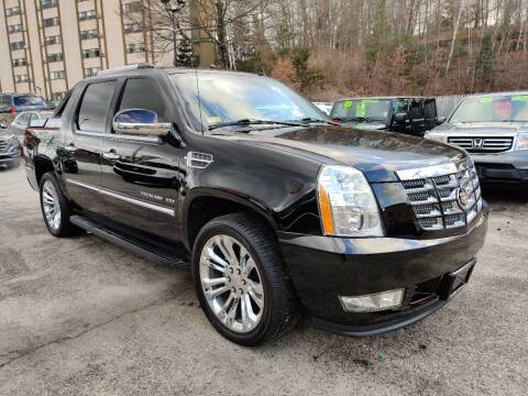 2012 Cadillac Escalade EXT for sale at Porcelli Auto Sales in West Warwick RI