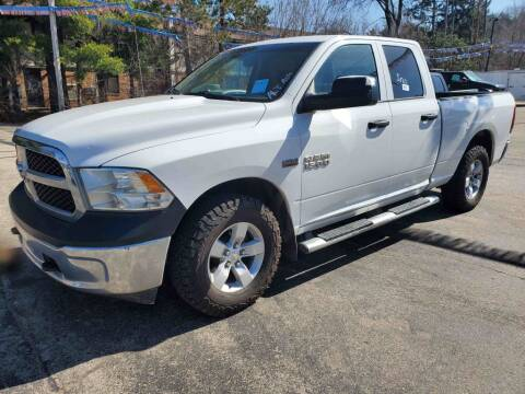 2014 RAM Ram Pickup 1500 for sale at Extreme Auto Sales LLC. in Wautoma WI