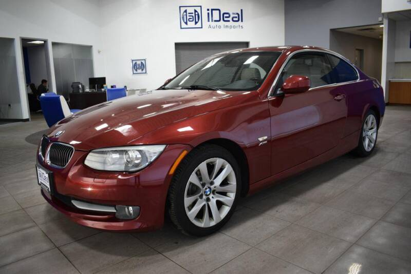 2012 BMW 3 Series for sale at iDeal Auto Imports in Eden Prairie MN