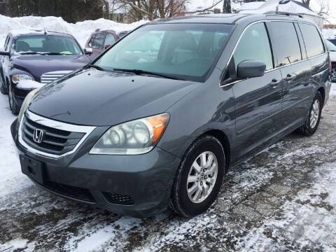 2008 Honda Odyssey for sale at Knowlton Motors, Inc. in Freeport IL