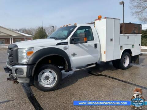 2011 Ford F-450 Super Duty for sale at IMPORTS AUTO GROUP in Akron OH