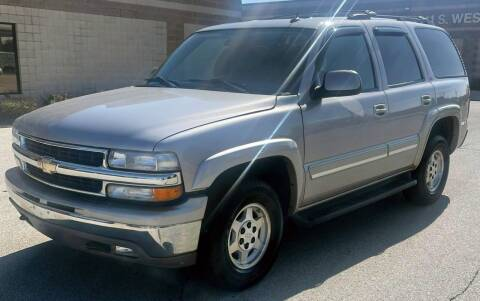 2005 Chevrolet Tahoe for sale at Waukeshas Best Used Cars in Waukesha WI