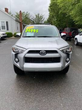 2019 Toyota 4Runner for sale at Adams Auto Group Inc. in Charlotte NC
