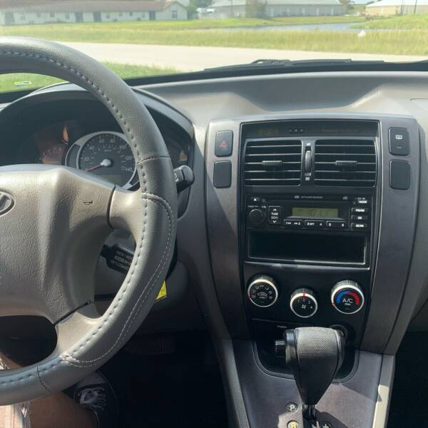 2006 Hyundai Tucson GL 4dr SUV - Palm Bay FL