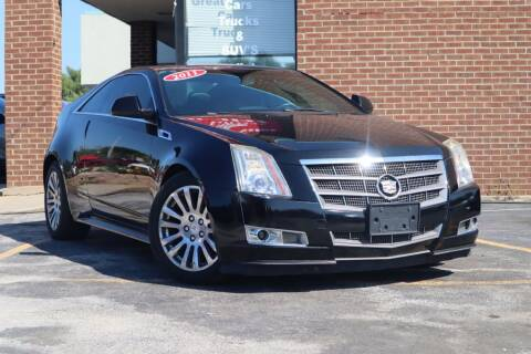 2011 Cadillac CTS for sale at Hobart Auto Sales in Hobart IN